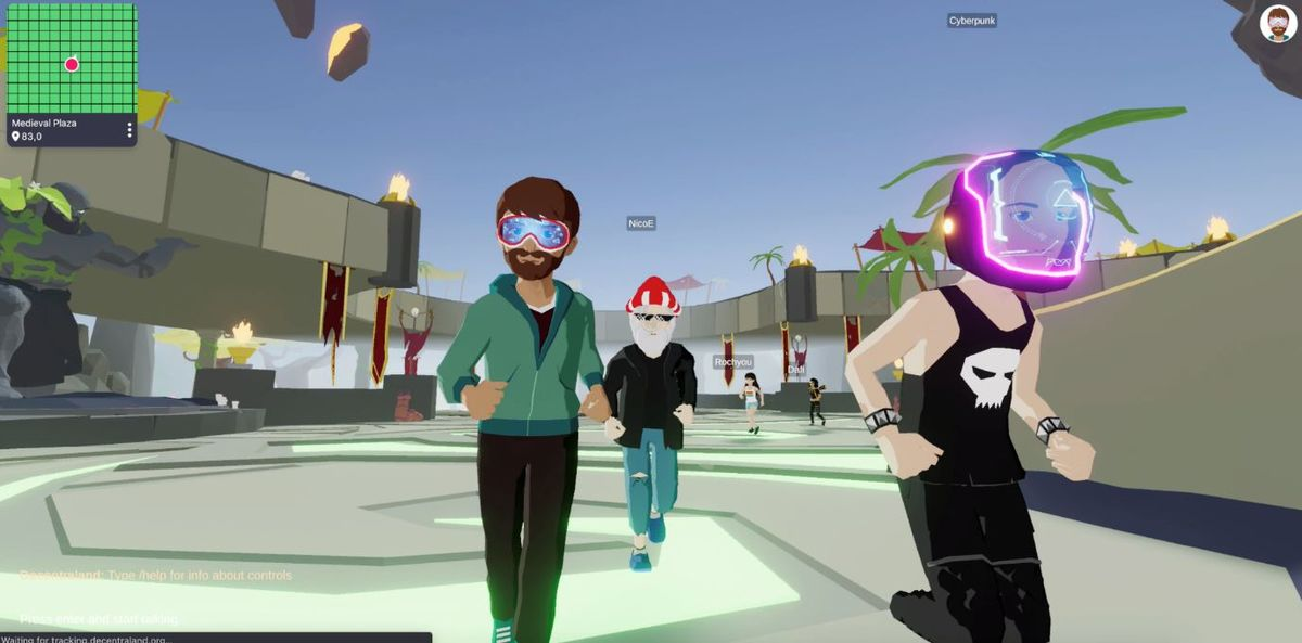 Virtual-Reality World Turns Digital Currency Into Cold Cash