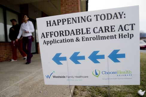 An Affordable Care Act Application Center