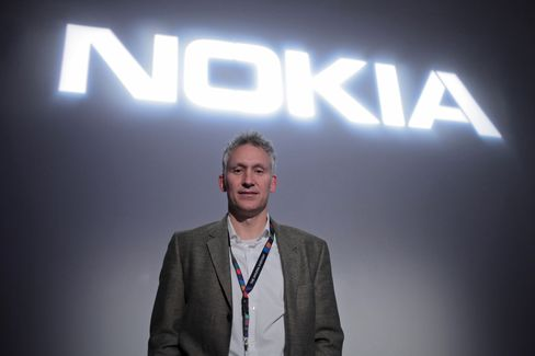 Nokia's Elop Turns to Ex-Microsoft Veteran Weber to Revive Sales