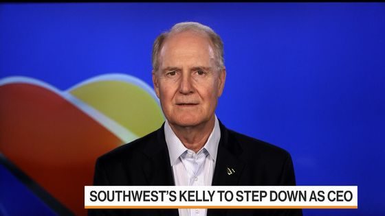 Southwest Air's Kelly to Exit as CEO, JordanNamed Successor