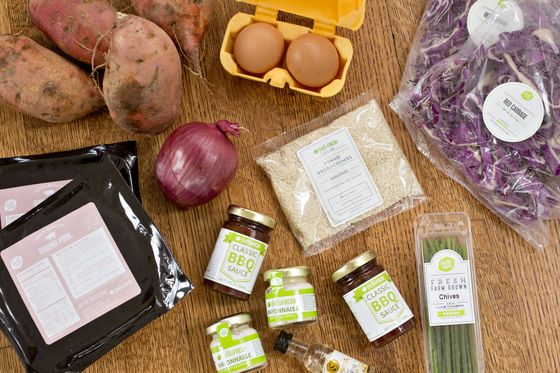 Meal Kits Struggle to Reach Customers at the Supermarket