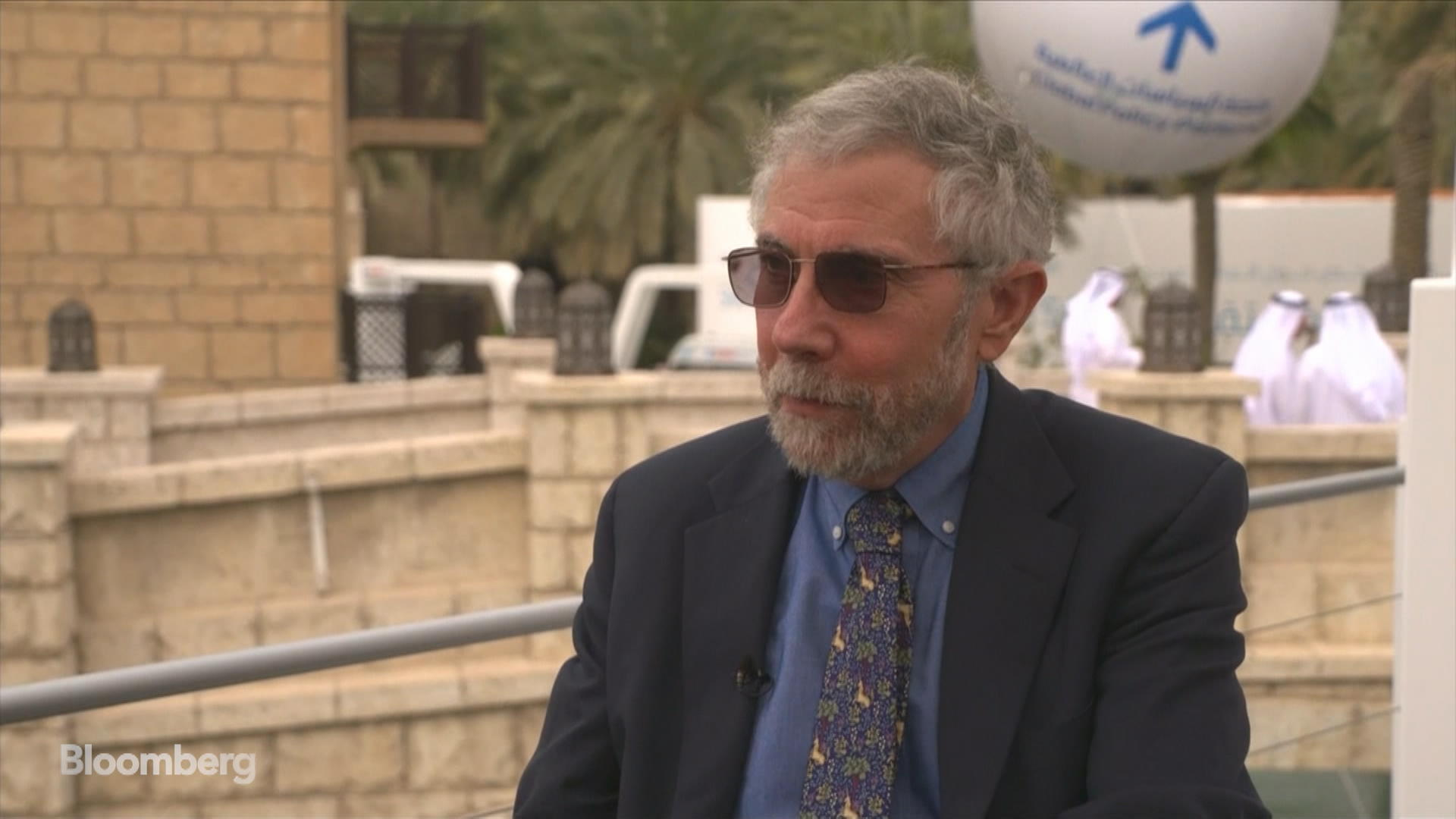 Krugman Sees Possible U S  Recession With Little Fed Wiggle