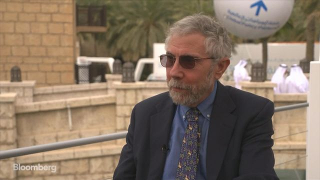 Krugman Warning, U.K.'s Brexit Jitters, Spanish Wages: Eco Day