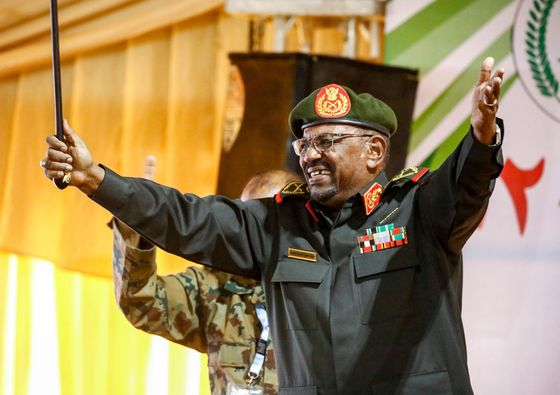 Sudanese Opposition Groups Combine to Protest Against Al-Bashir