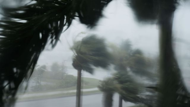 Power outages beginning for some in southwest Florida