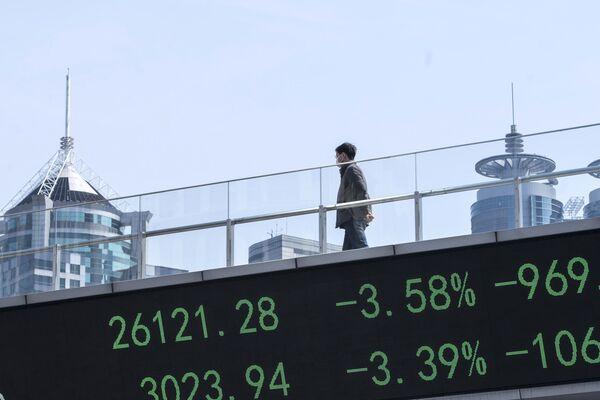 markets china stocks