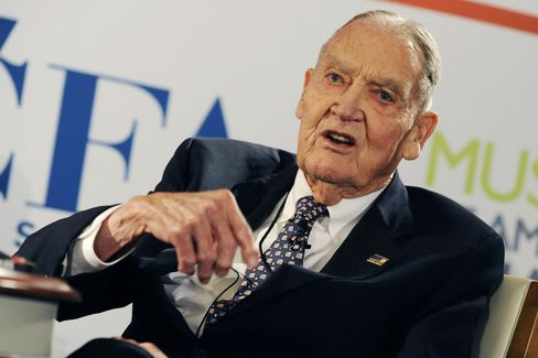Bogle Rates Financial System 'D'