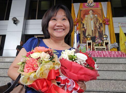 Chiranuch Premchaiporn, Thai editor of Prachatai news website,