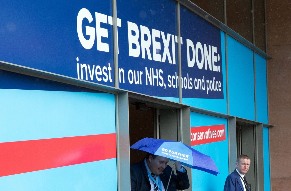 Johnson's Brexit More Costly Than May's, Think Tank Says