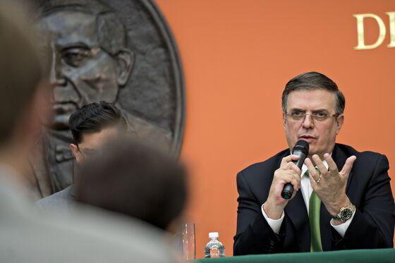 Mexico Hopeful of Avoiding Tariffs That Trump Says Will Happen