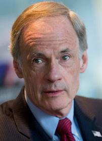Senator Tom Carper