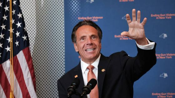 Cuomo Remains Defiant on Sexual- Harassment Claims in Farewell Address