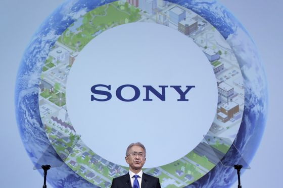 Sony's New CEO Sets Low Bar With Conservative Mid-Term Targets