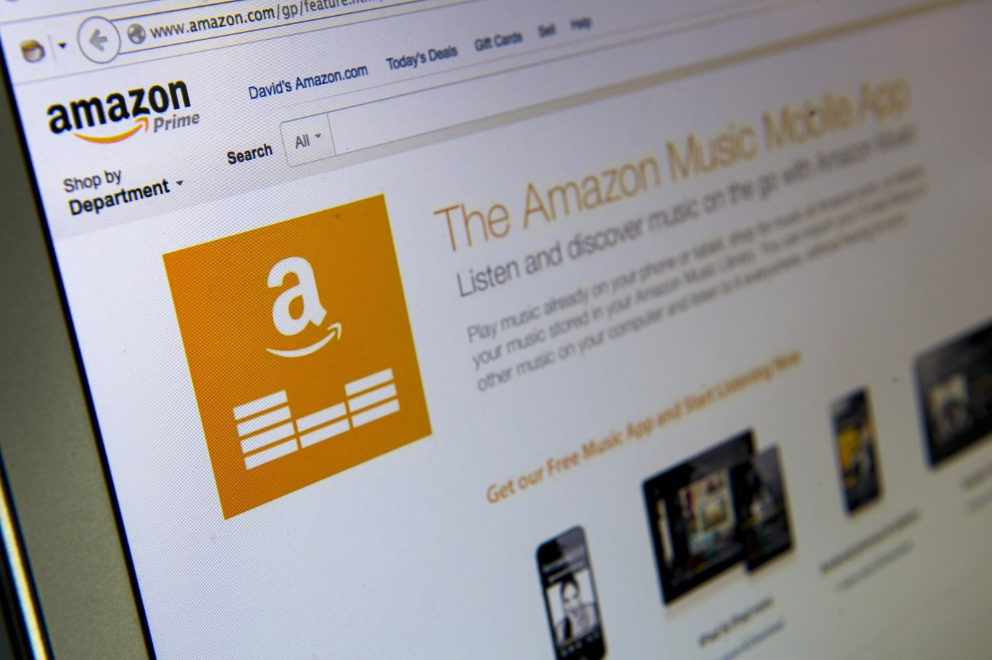 bloomberg.com - Spencer Soper - Amazon to Launch Mobile Ads, in a Threat to Google and Facebook