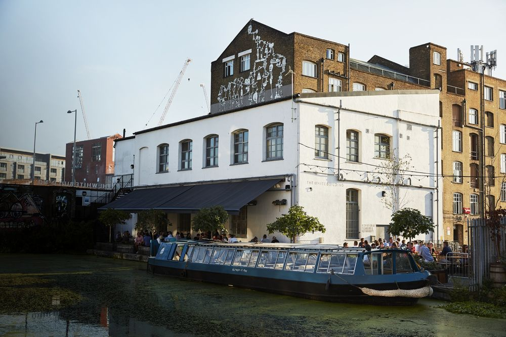 London Readies For Hot New Restaurants Bloomberg