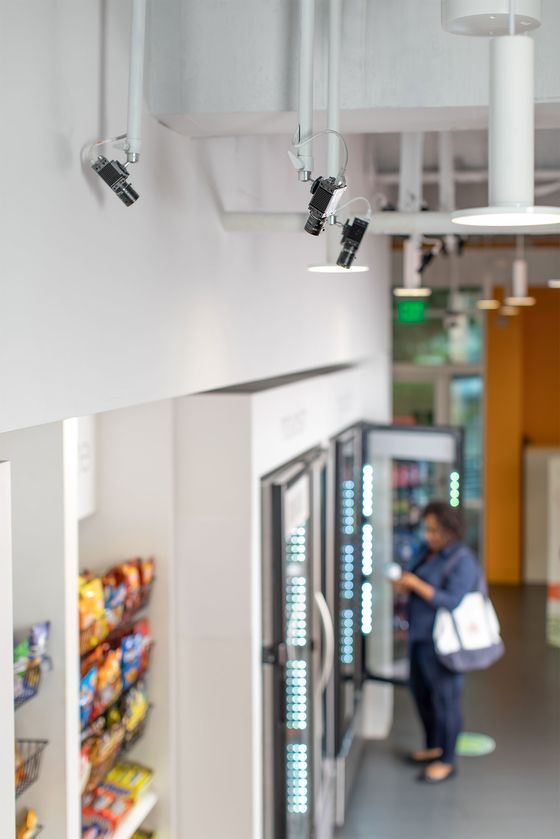 Amazon Go Rival Bets Pandemic Made Case for Cashierless Stores