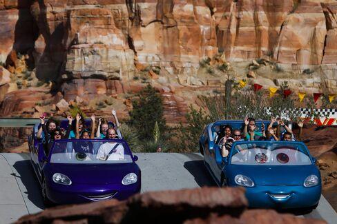 Disney Execs' Car Perk Falls Prey to Iger's Push for Fat Margins