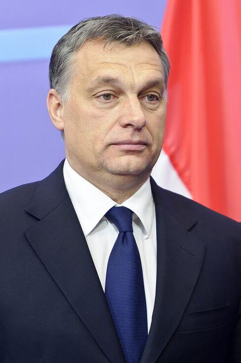 Hungary's Prime Minister Viktor Orban