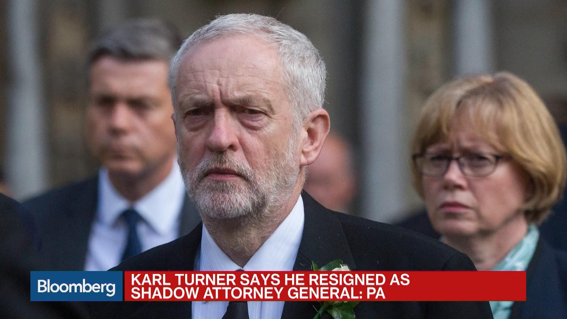 Karl Turner Has Resigned as Shadow Attorney General: PA