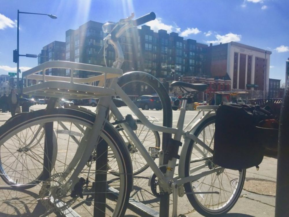 noir 703.154.88 Ikea SLADDA Bicyclette U-Lock