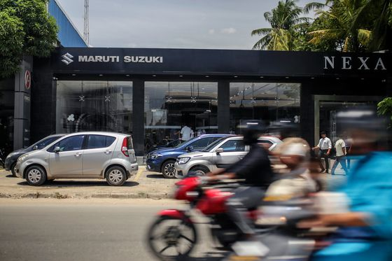 India's Auto Boom Goes Bust