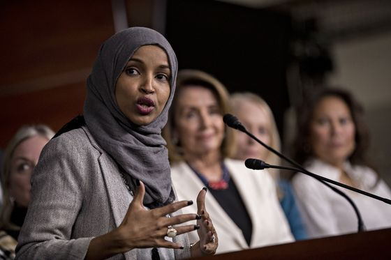 Omar Apologizes After Pelosi Blasts Her Use of 'Anti-Semitic Tropes'