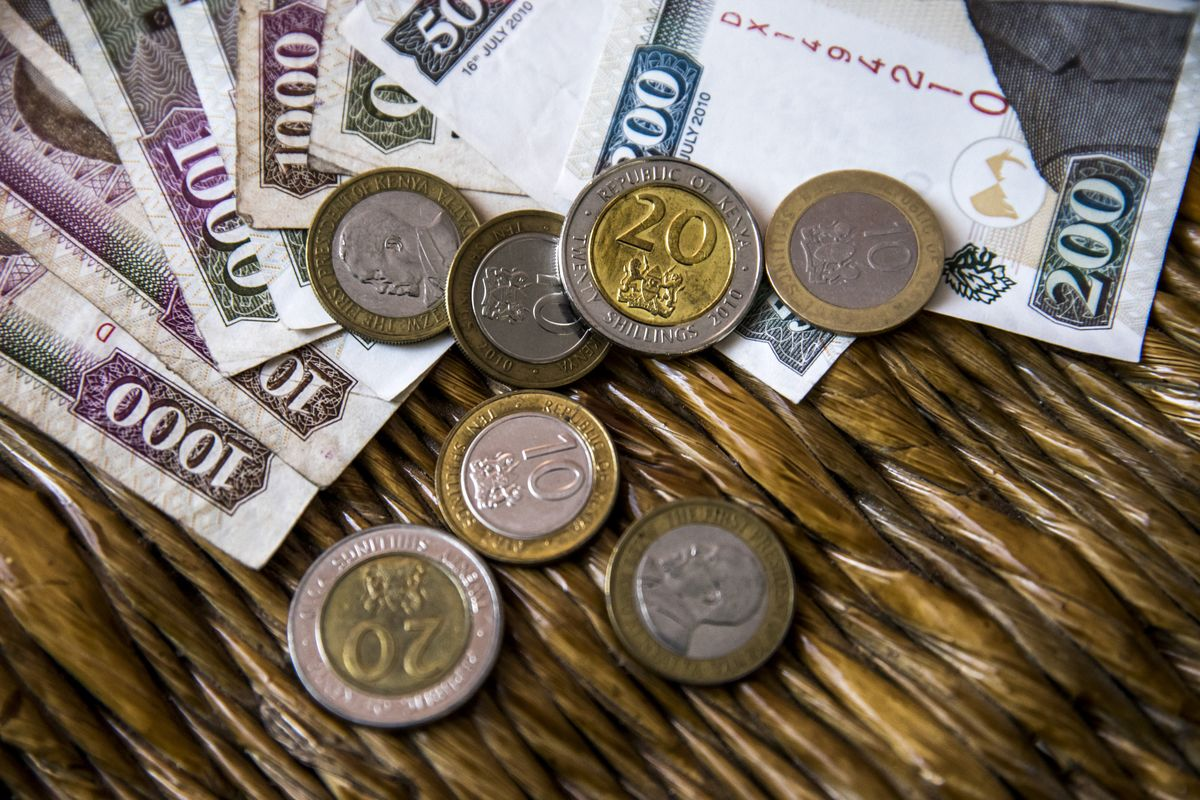 Kenya's Shilling Near Four-Year Low as Flower, Tea Exports Slip
