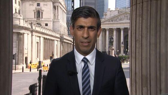 Sunak Vows to Set London Free as EU Equivalence Hopes Die