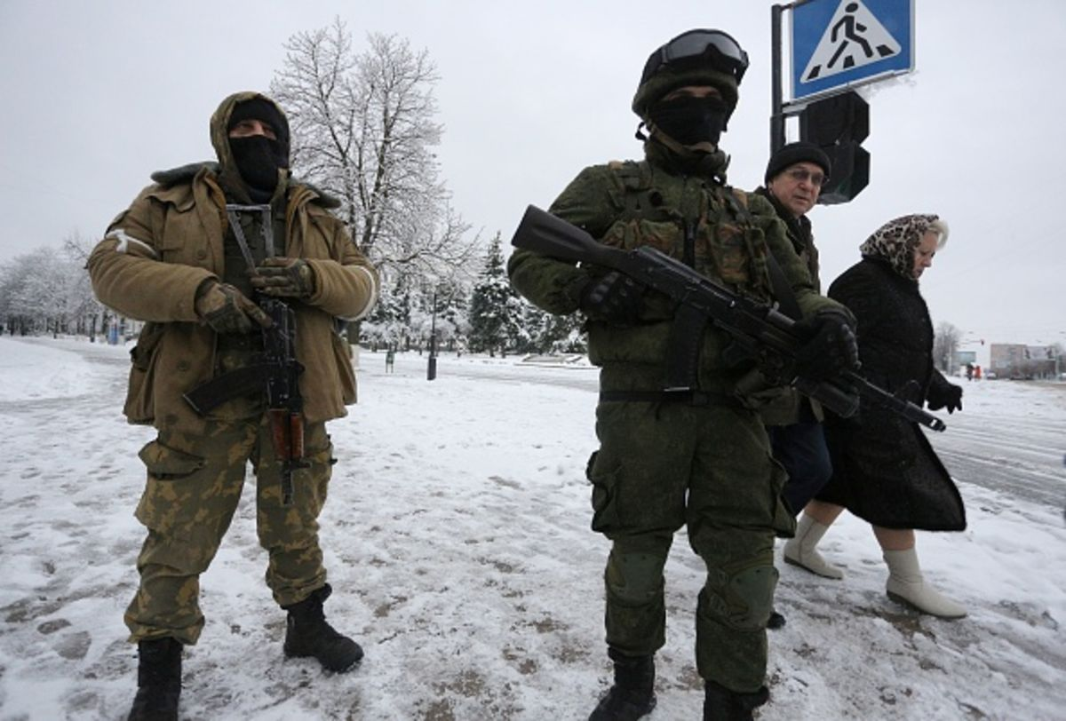How to Fix the Eastern Ukraine Problem