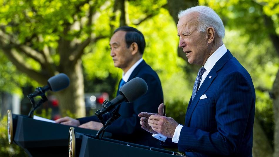 Biden Says U.S. 'Pleased' Iran Will Continue Indirect Talks