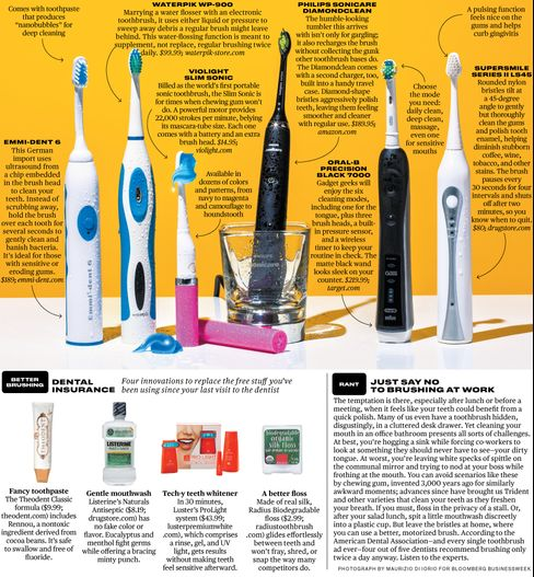 Electronic Toothbrushes to Leave You Smiling
