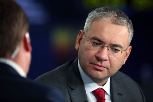 Polymetal CEO Vitaly Nesis