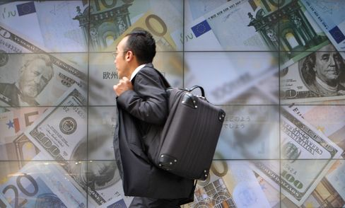 Euro Pain Turns to 23% Gain for Europe Adding Cash to S&P