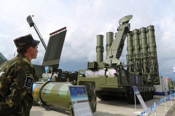 Russia Hardens Line With Israel, Sends Air Defenses to Syria
