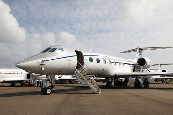 Luxury-Jet Market Is So Hot That Even Used Planes Are Selling