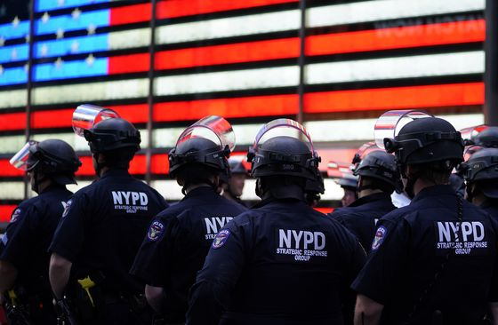 NYPD Is Accused of Abuse in N.Y. Lawsuit Over BLM Protests