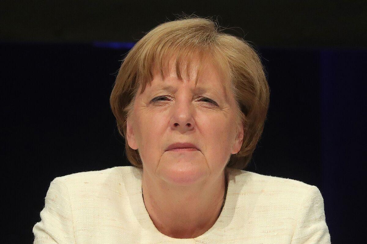Angela Merkel's Political Future Is At Risk