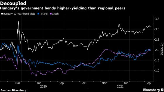 Hungary's Debt Chief Sees 'Soft Landing' With Central Bank Taper