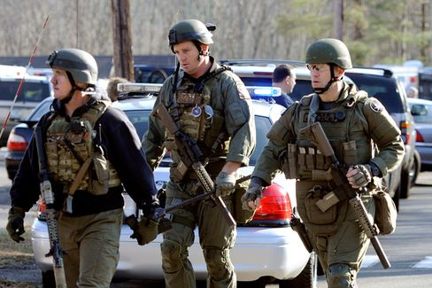 To Prevent Massacres Like Newtown's, Expand Medicaid