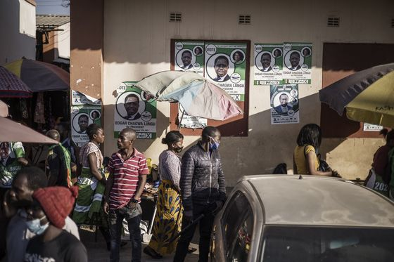 Facebook Blocked in Zambia as Voters Flood Election Centers