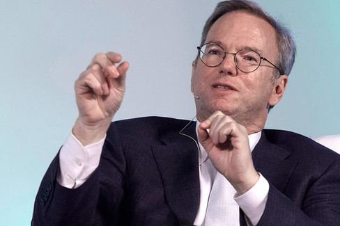 In India, Google's Eric Schmidt Explains Why He Went to North Korea