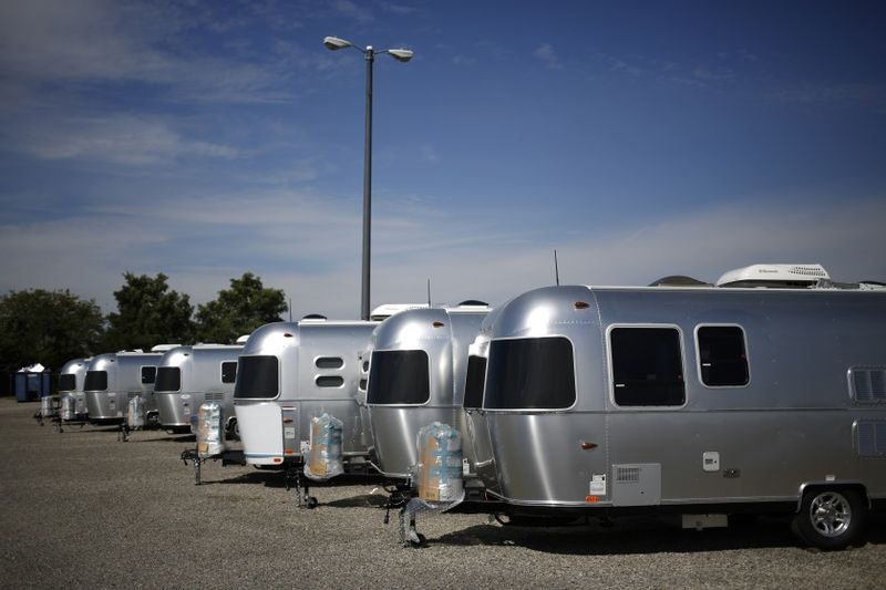 Airstream Sheds Its Metal With the New 'Nest'