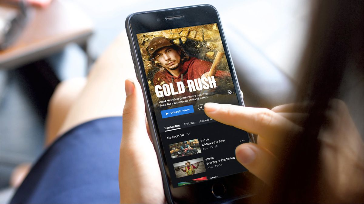 bloomberg.com - Gerry Smith - Discovery Joins Crowded Streaming Market With Reality-TV Focus