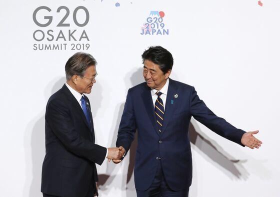 Trump Bemoans Request to 'Get Involved' in Seoul-Tokyo Dispute