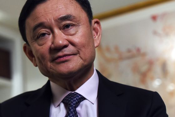 Ex-Thai Leader Thaksin Posts Rallying Tweet After Week of Drama