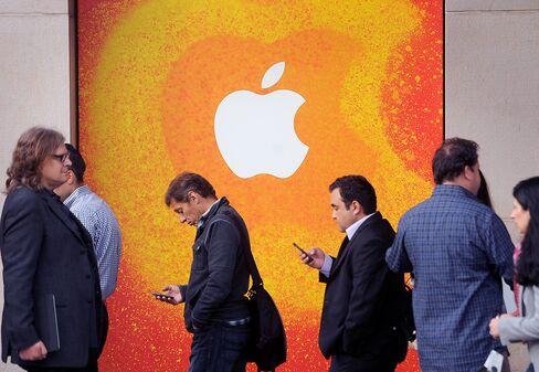 Apple Profit Misses Estimates on Disappointing IPad Tablet Sales