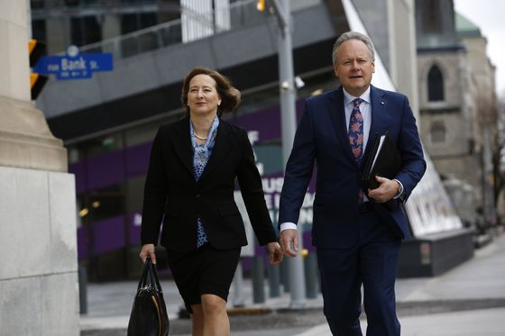 Meet the Front-Runners to Succeed Poloz as Bank of Canada Chief