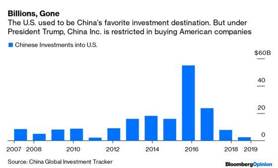 Trump's Trade War Revives Xi's Silk Road