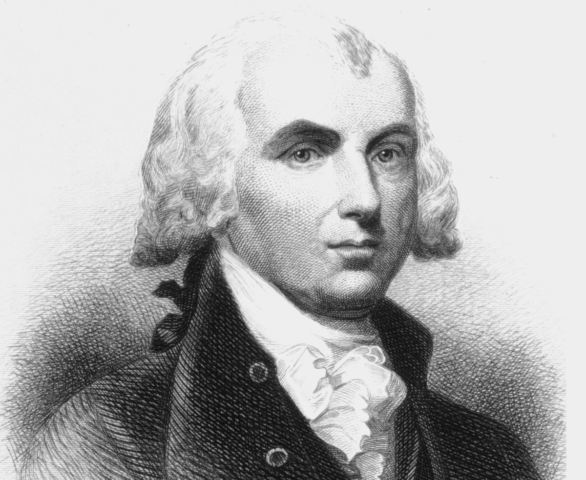 James Madison Would Like a Few Words on Trade Wars