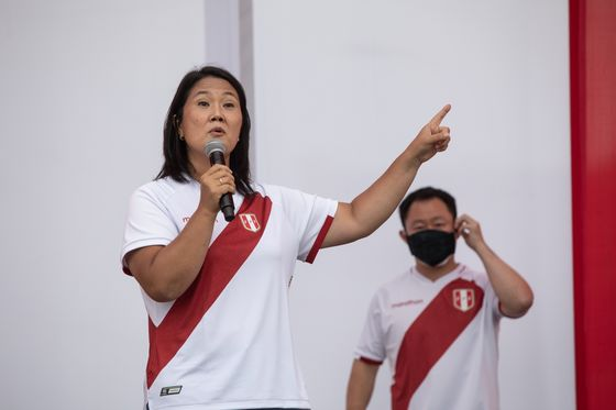 Slaughter of Peru Villagers Stirs Dark Memories, Roils Election